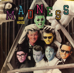 image for Cover for Madness' song 'Our House'