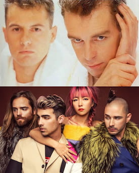 image for Pet Shop Boys & DNCE